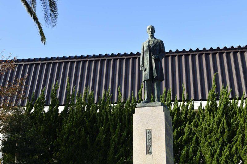 濱口梧陵銅像